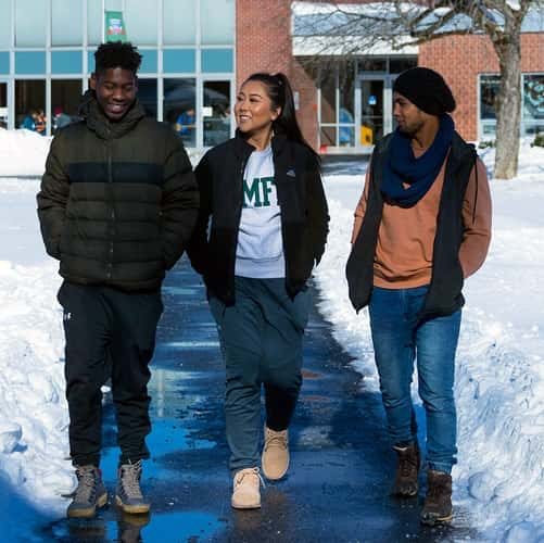 Meet the Students Attending University of Maine at Fort Kent