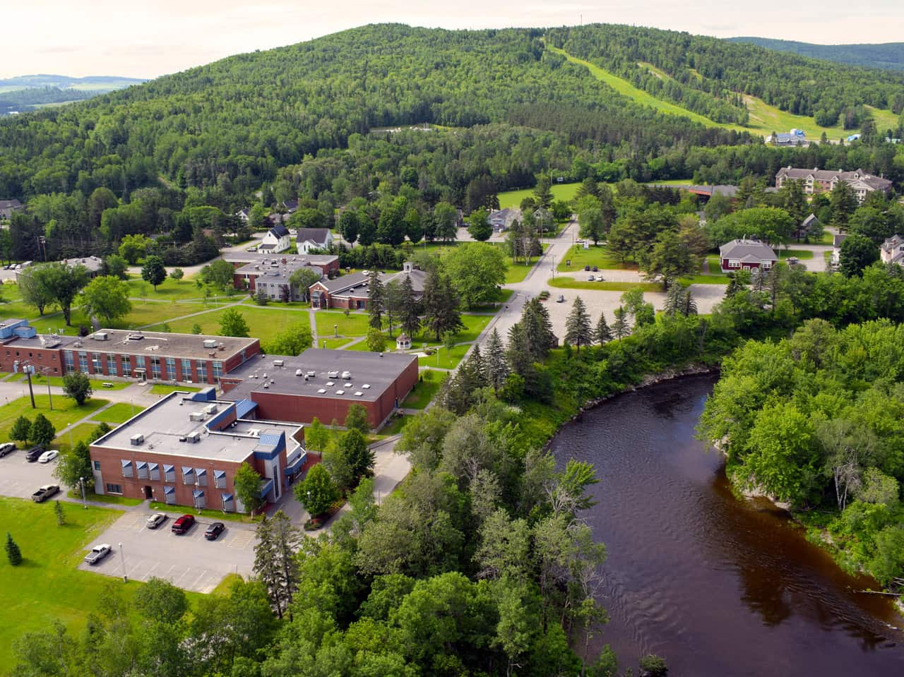 Maine's Health Sciences Campus with Professional Programs